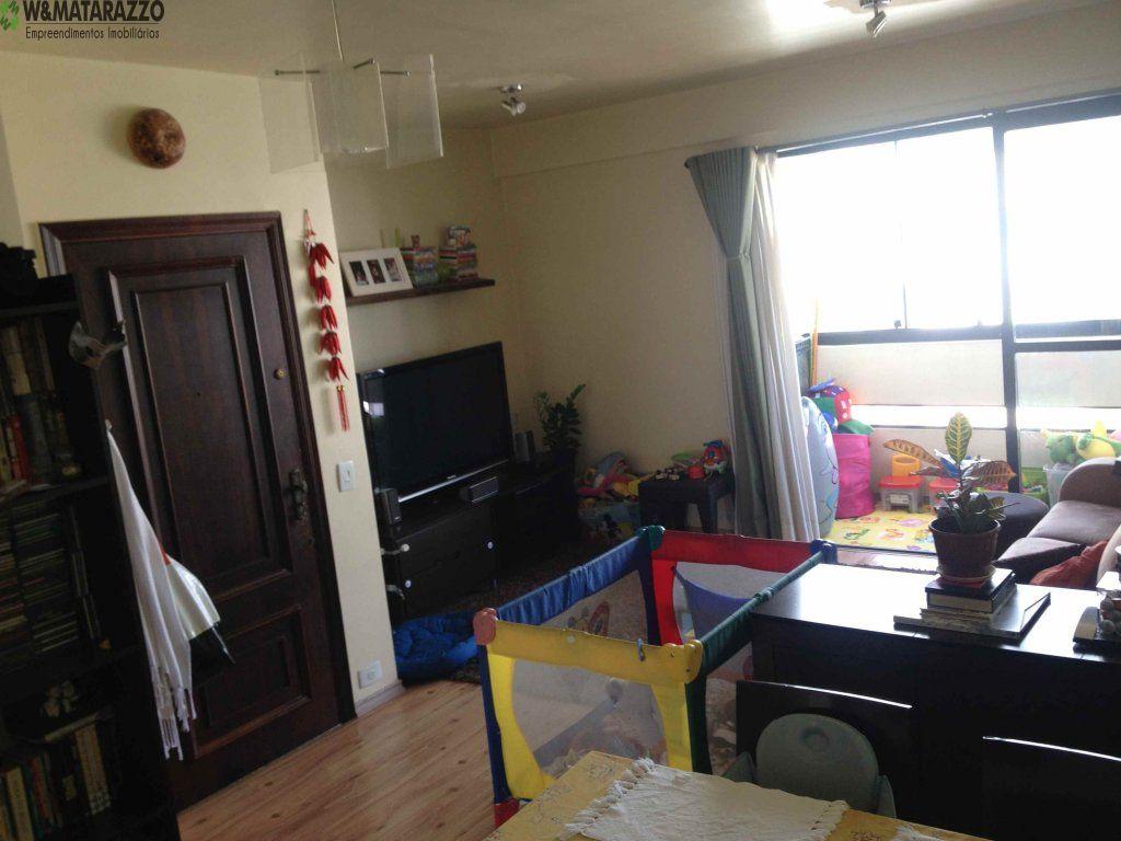 Apartamento Vila Mascote - Referência WL7972