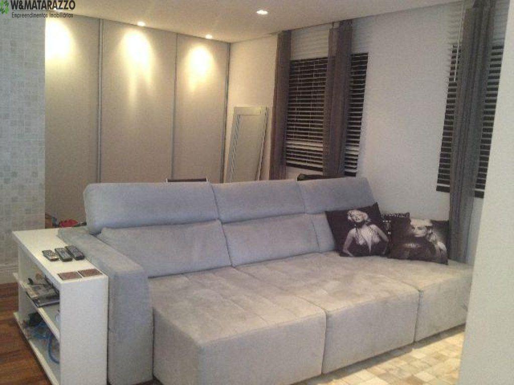Apartamento Paraíso do Morumbi 2 dormitorios 2 banheiros 2 vagas na garagem