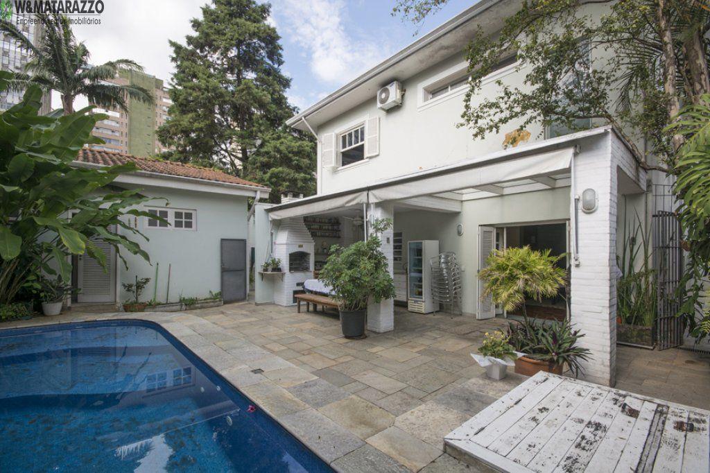 Casa Jardim Paulistano 4 dormitorios 5 banheiros 5 vagas na garagem