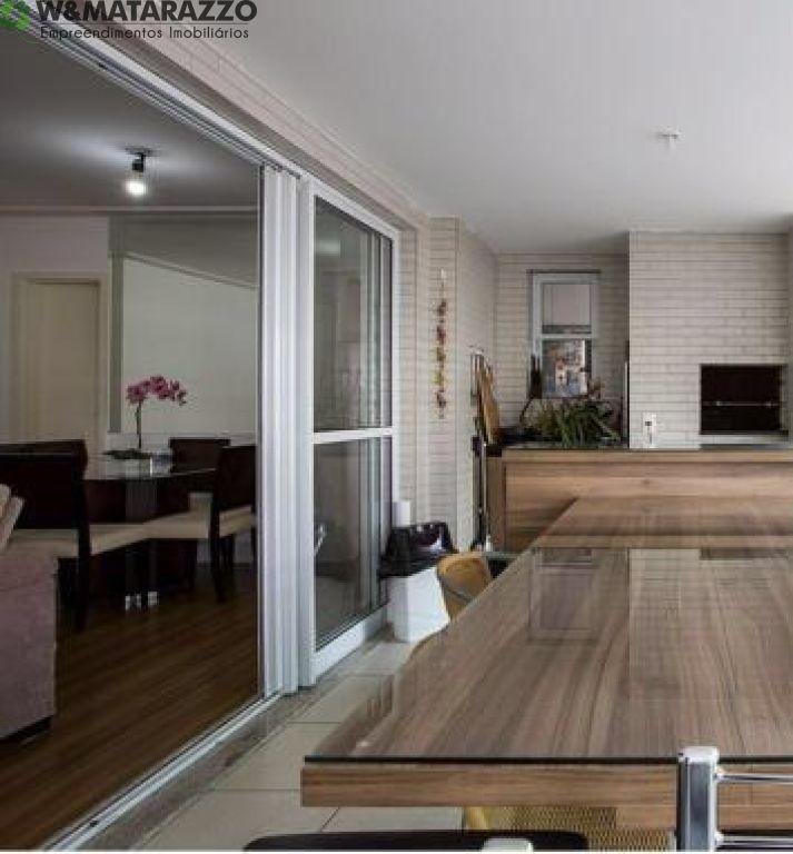Apartamento Chácara Santo Antônio (Zona Sul) - Referência WL8219