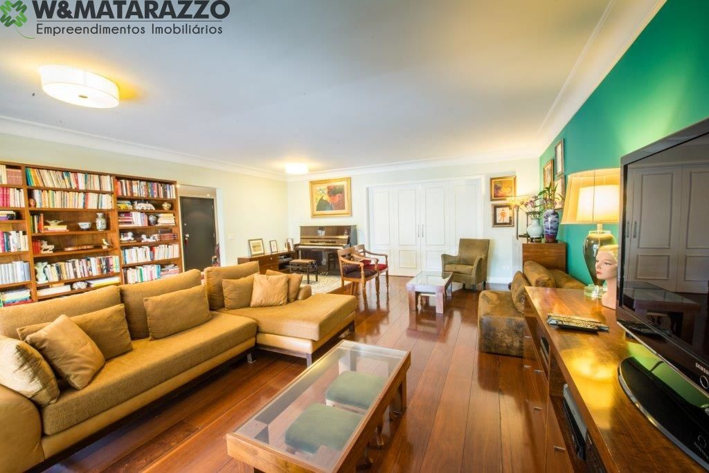 Apartamento Brooklin Paulista 4 dormitorios 6 banheiros 4 vagas na garagem