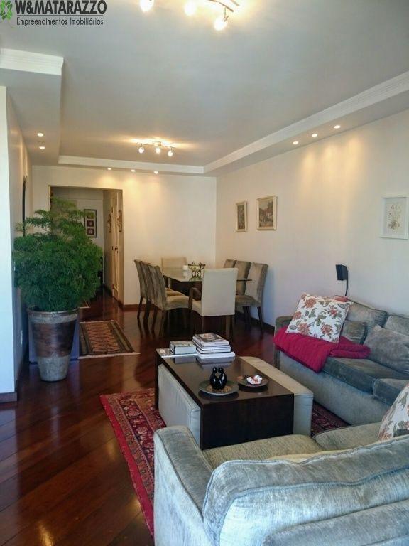 Apartamento Indianópolis - Referência WL8722