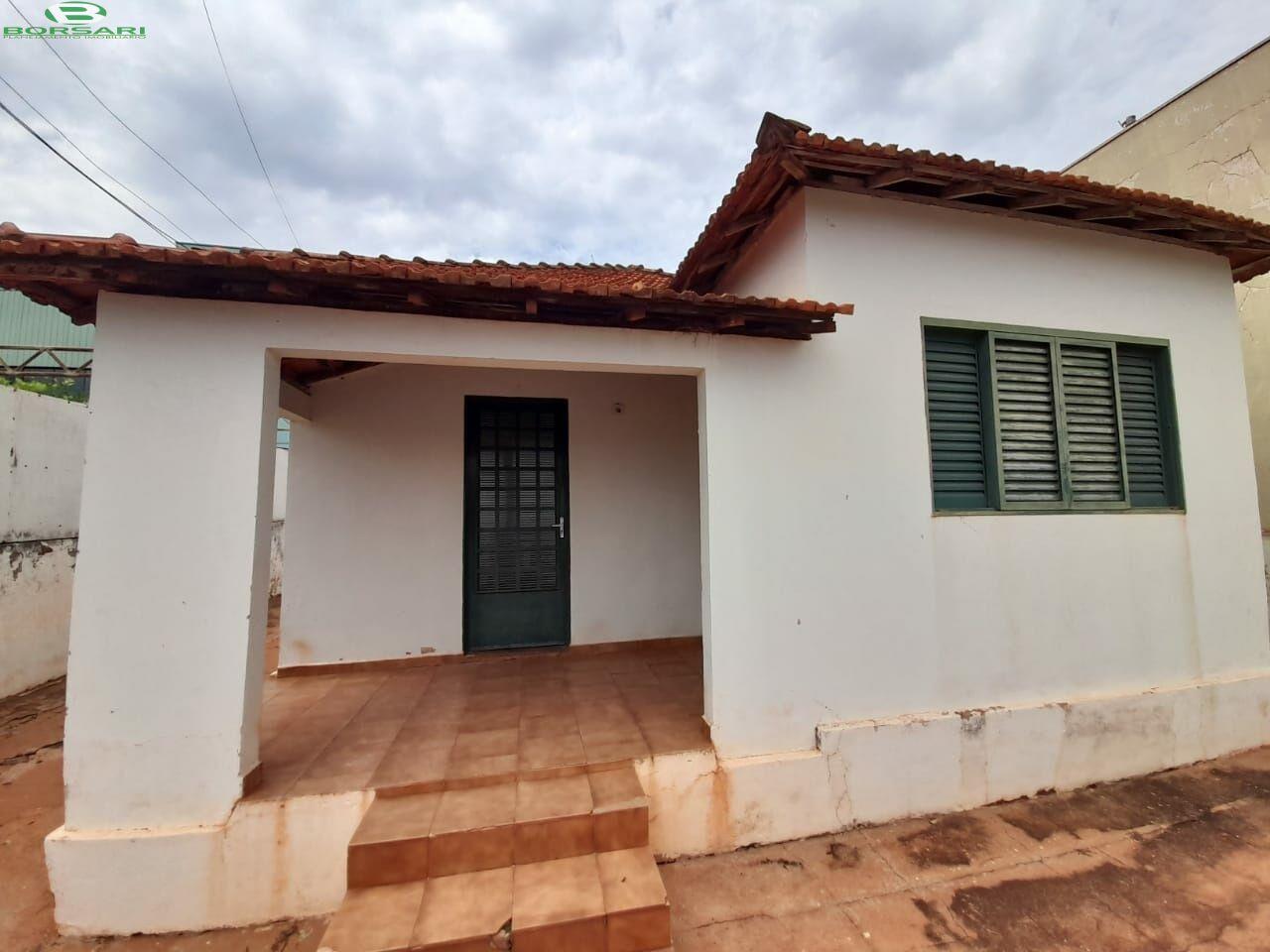 Casa Térrea para Locação - NOVA JABOTICABAL