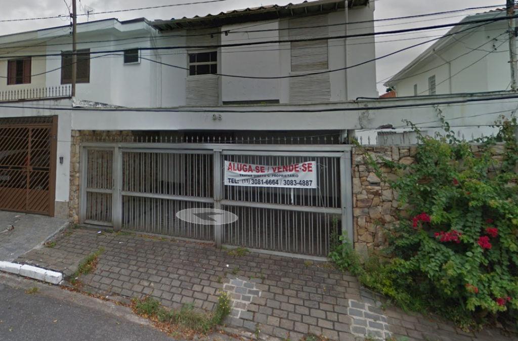 Casa Assobradada para Locação - Planalto Paulista