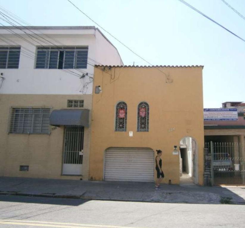 Casa Assobradada para Venda - Santana