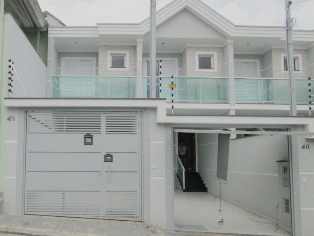 Casa Assobradada para Venda - Vila Gustavo