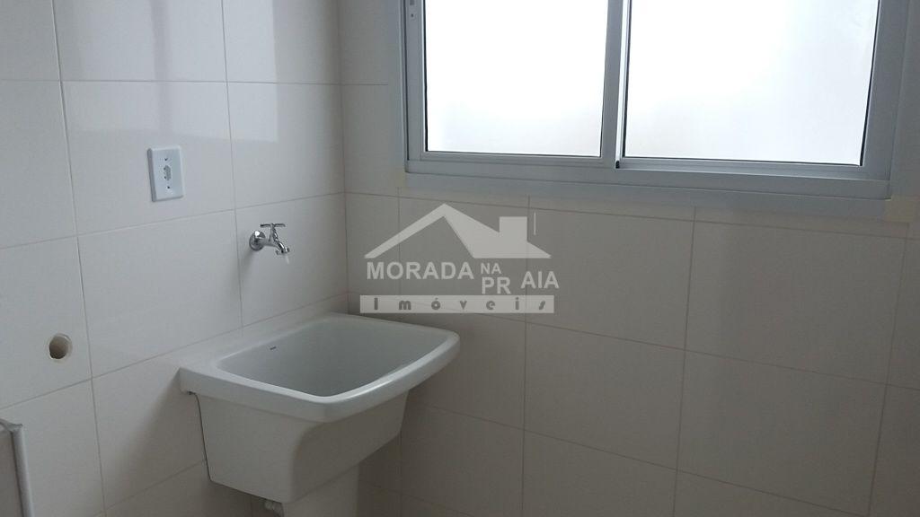 área de serviço do apartamento com 2 dormitórios em Cidade Ocian - Praia Grande