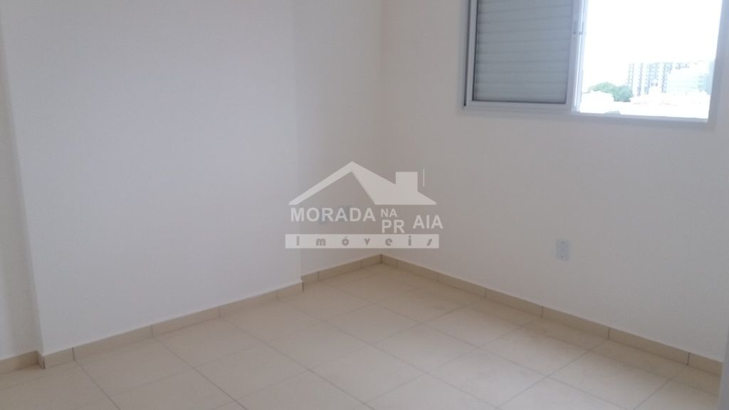 Dormitório do apartamento com 2 dormitórios em Cidade Ocian - Praia Grande
