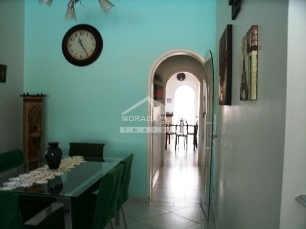 Sala ang 04 do casa isolada com 3 dormitórios em Canto do Forte - Praia Grande