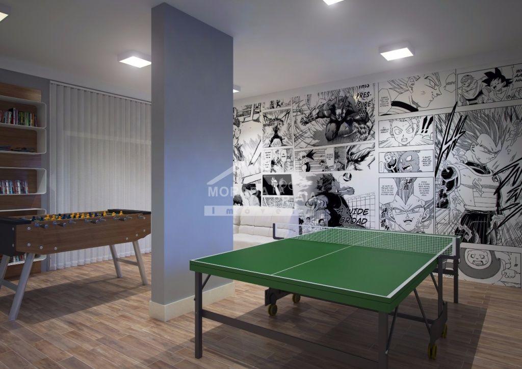 Jogos do apartamento com 4 dormitórios em Canto do Forte - Praia Grande