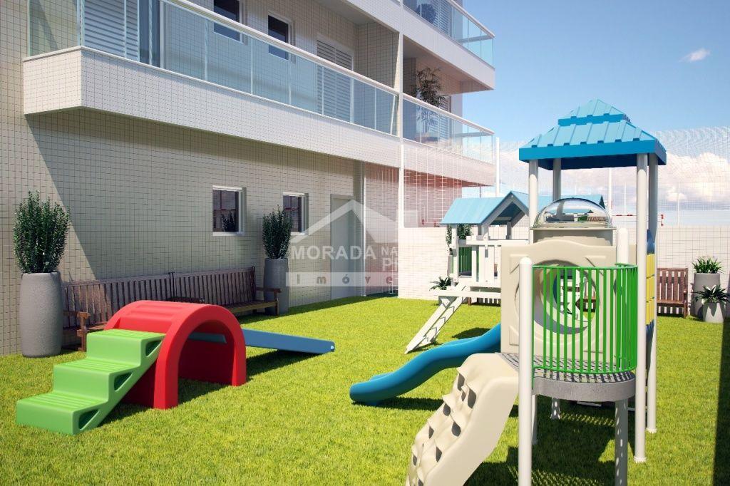 Kids do apartamento com 4 dormitórios em Canto do Forte - Praia Grande