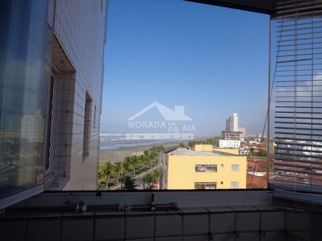 Vista do apartamento com 1 dormitórios em Vila Mirim - Praia Grande