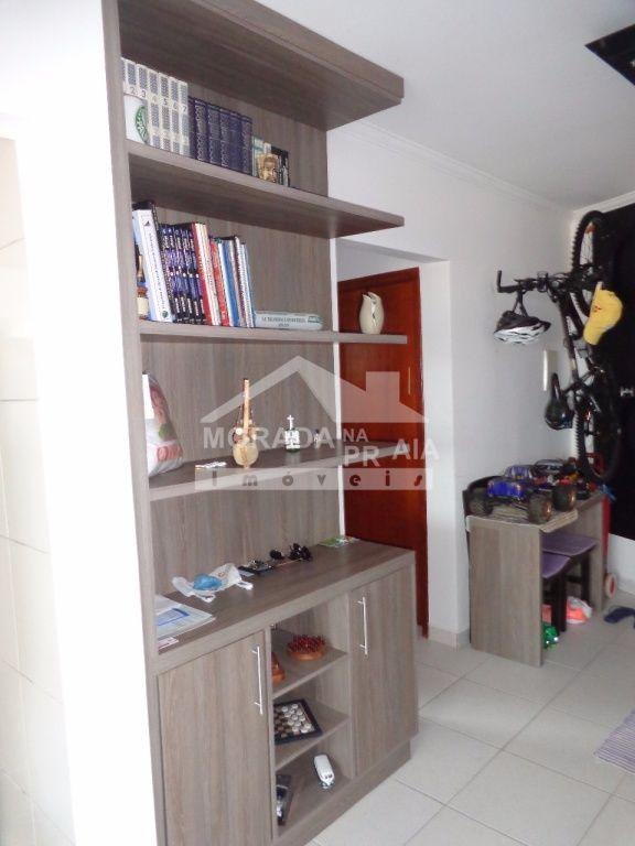 Sala ang 04 do apartamento com 1 dormitórios em Vila Mirim - Praia Grande