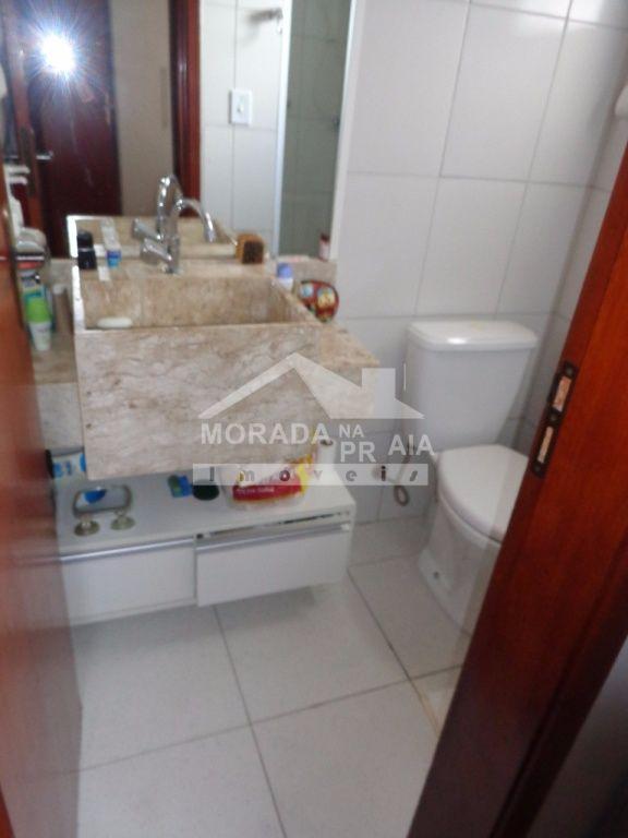 WC social do apartamento com 1 dormitórios em Vila Mirim - Praia Grande