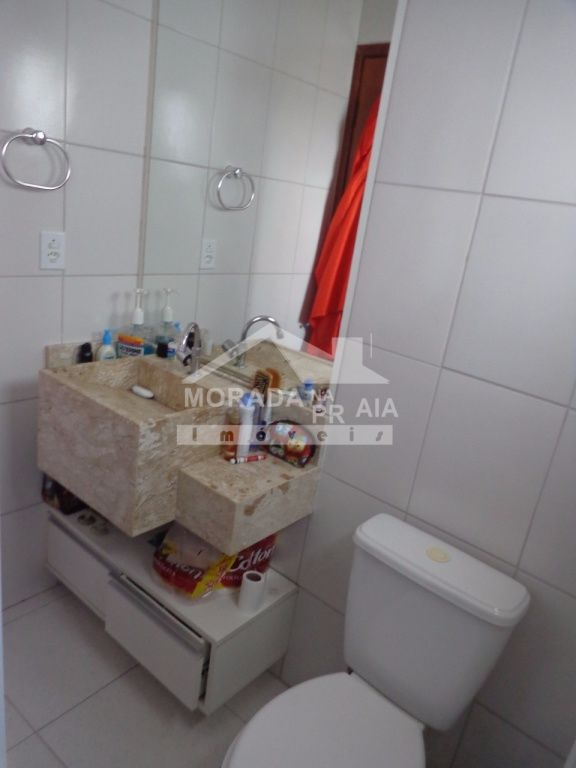 WC social ang 02 do apartamento com 1 dormitórios em Vila Mirim - Praia Grande