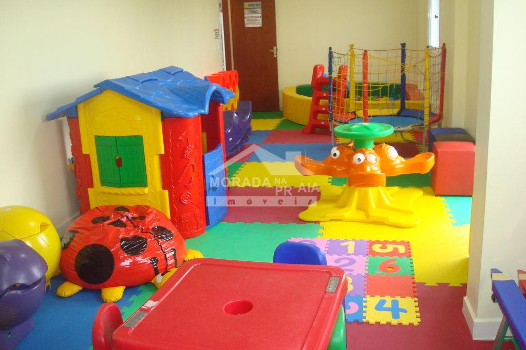 Brinquedoteca do apartamento com 1 dormitórios em Vila Mirim - Praia Grande