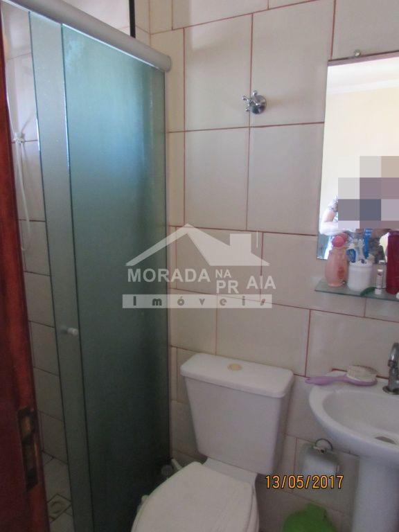 WC social do kitinet com 1 dormitórios em Vila Tupi - Praia Grande