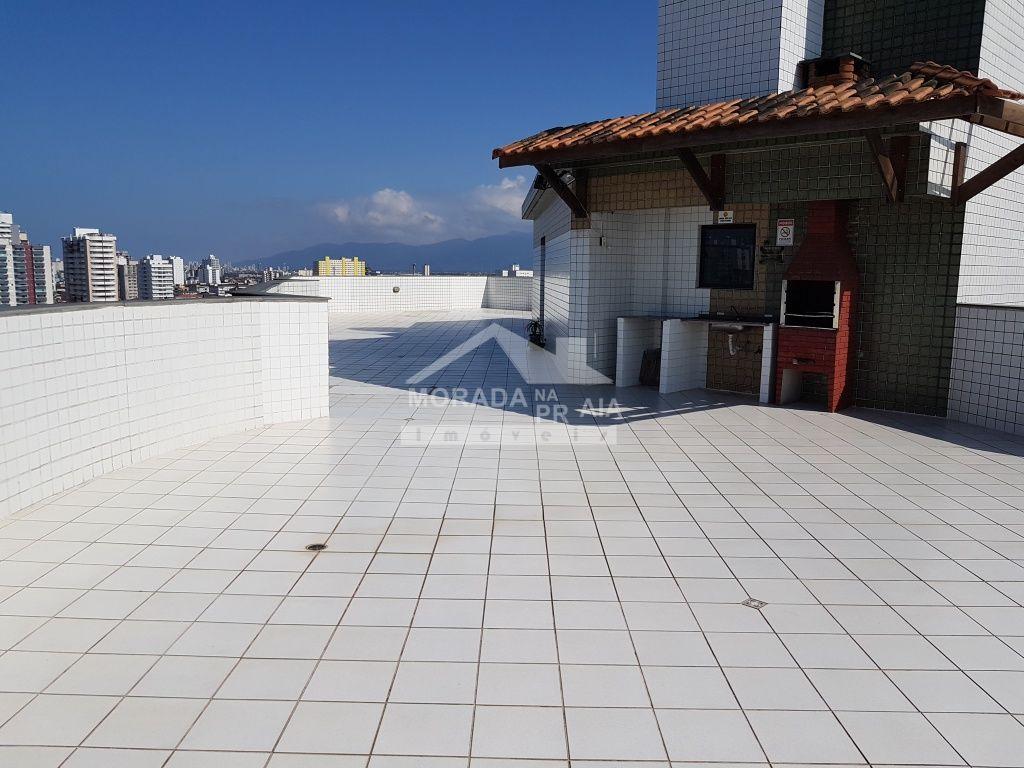 Espaço gourmet do kitinet com 1 dormitórios em Vila Tupi - Praia Grande