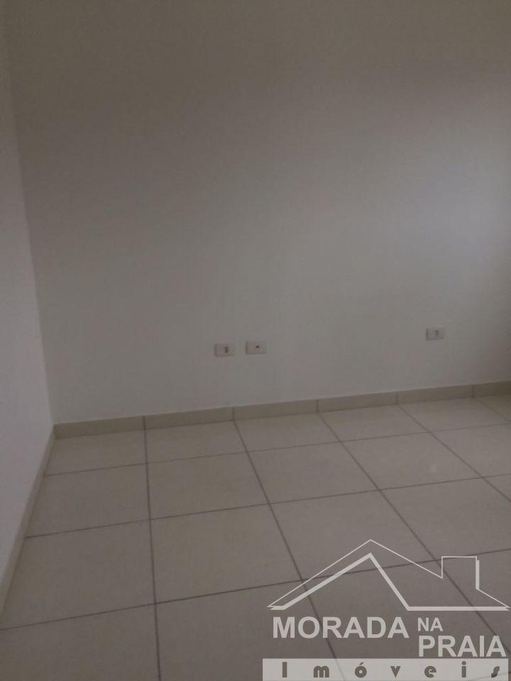Dormitórios do apartamento com 2 dormitórios em Canto do Forte - Praia Grande