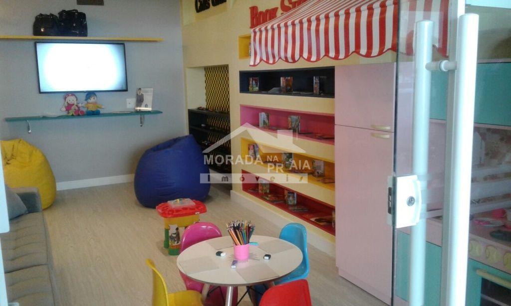 Espaço Kids do apartamento com 4 dormitórios em Canto do Forte - Praia Grande