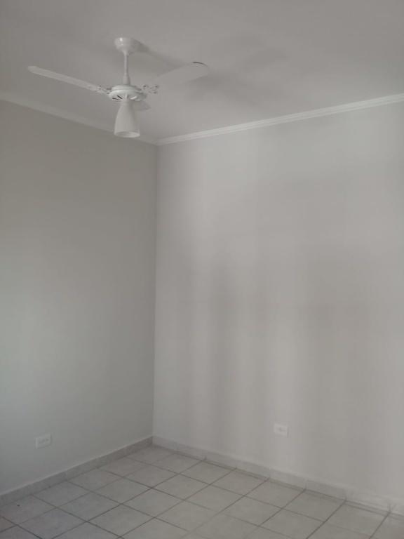 Dormitório 02 do apartamento com 2 dormitórios em Boqueirão - Praia Grande