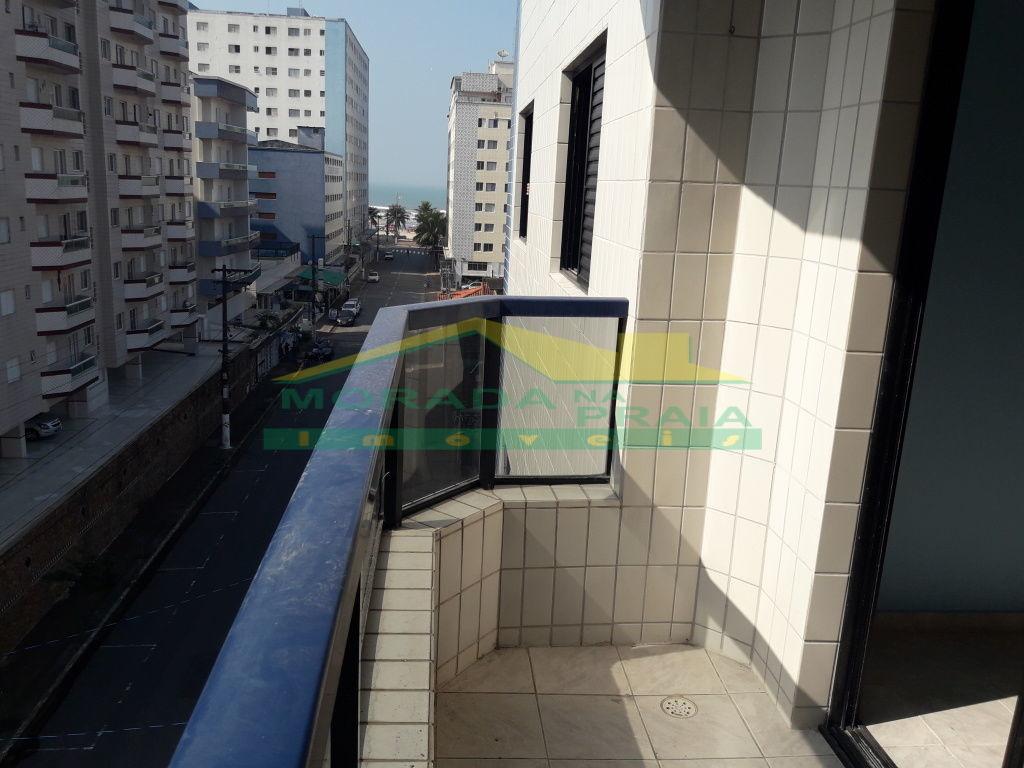do apartamento com 2 dormitórios em Vila Mirim - Praia Grande