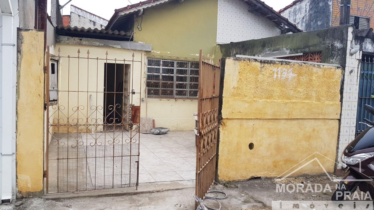 Casa Geminada para Locação - Cidade Ocian