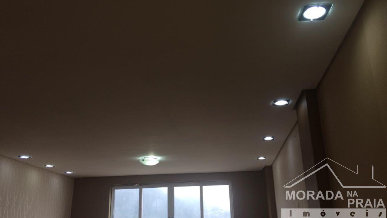Sala ang 05 do sala com  dormitórios em Boqueirão - Praia Grande