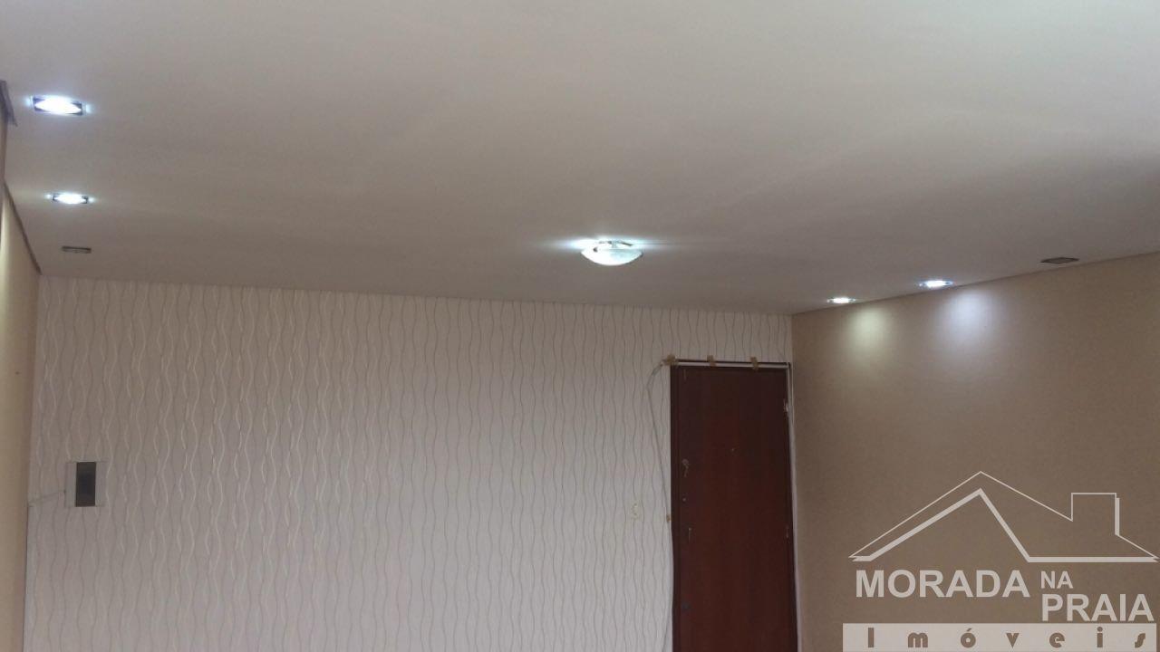 Sala ang 06 do sala com  dormitórios em Boqueirão - Praia Grande