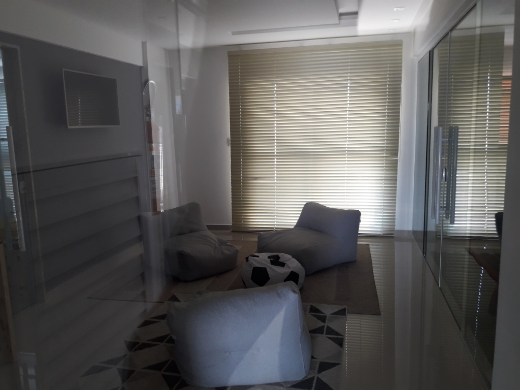 Salão de Jogos do apartamento com 2 dormitórios em Campo da Aviação - Praia Grande
