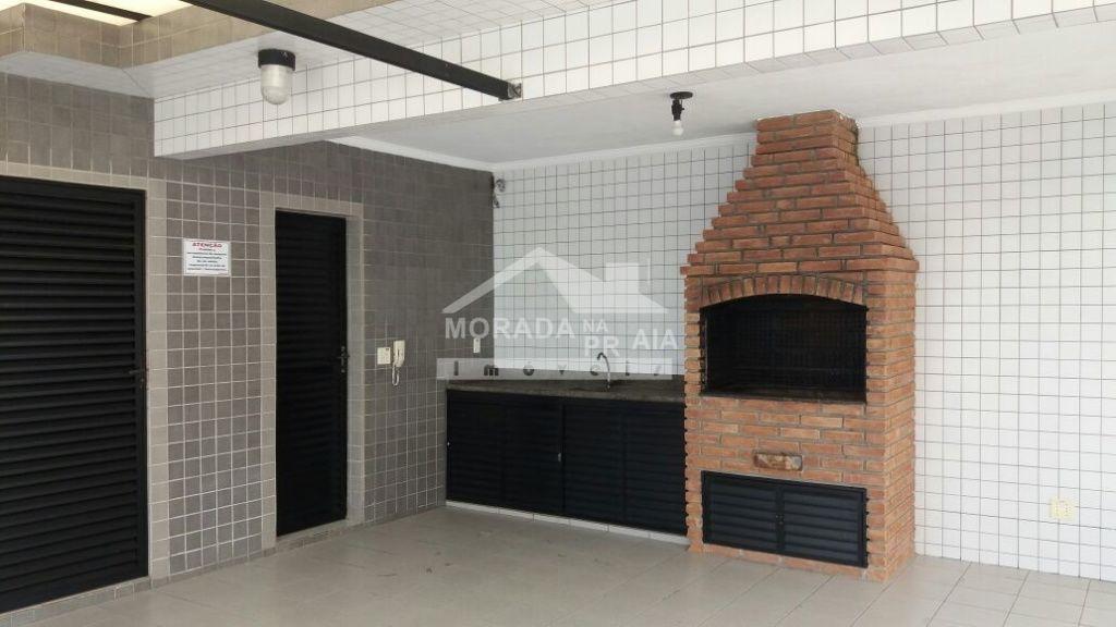 Espaço gourmet ang 02 do apartamento com 3 dormitórios em Campo da Aviação - Praia Grande