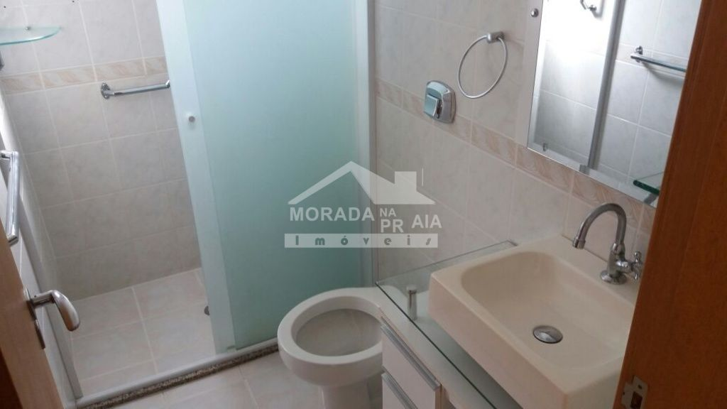 WC suíte 01 do apartamento com 3 dormitórios em Campo da Aviação - Praia Grande