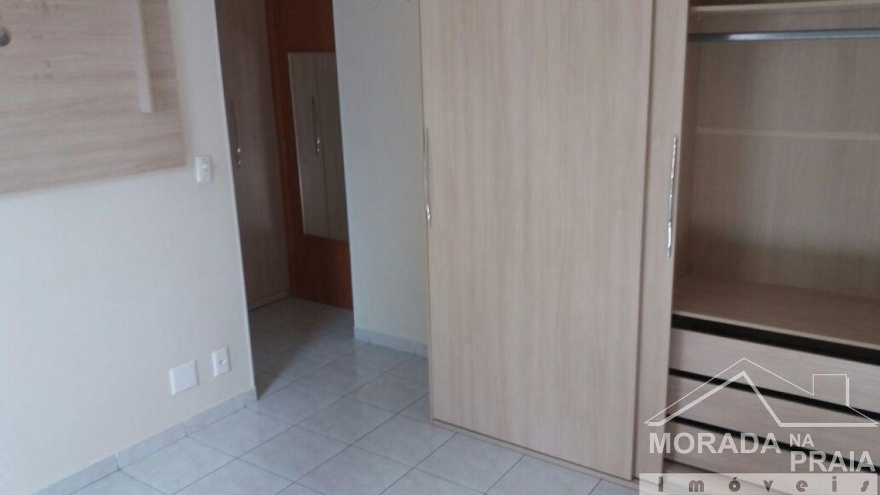 Dormitório 02 ang 02 do apartamento com 3 dormitórios em Campo da Aviação - Praia Grande