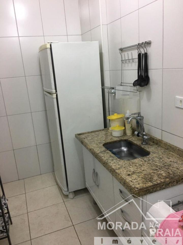 do apartamento com 1 dormitórios em Vila Mirim - Praia Grande