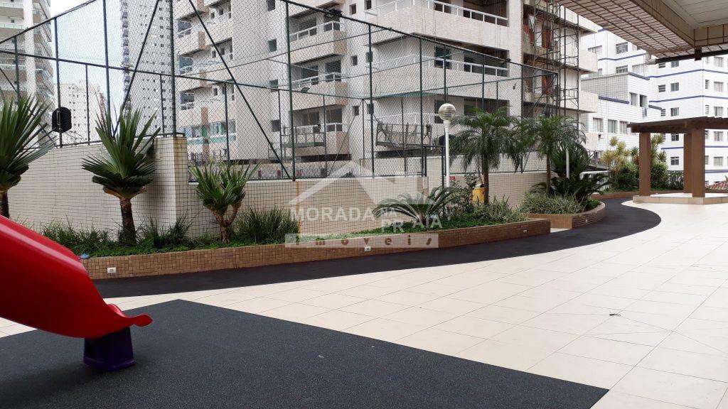 Área Comum  do apartamento com 2 dormitórios em Boqueirão - Praia Grande
