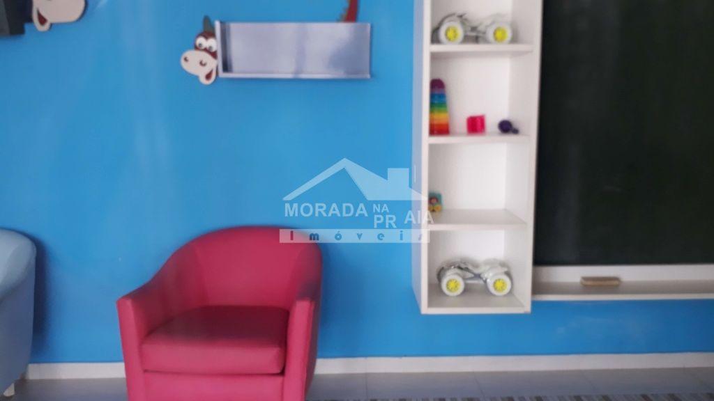 Espaço Kids do apartamento com 2 dormitórios em Boqueirão - Praia Grande