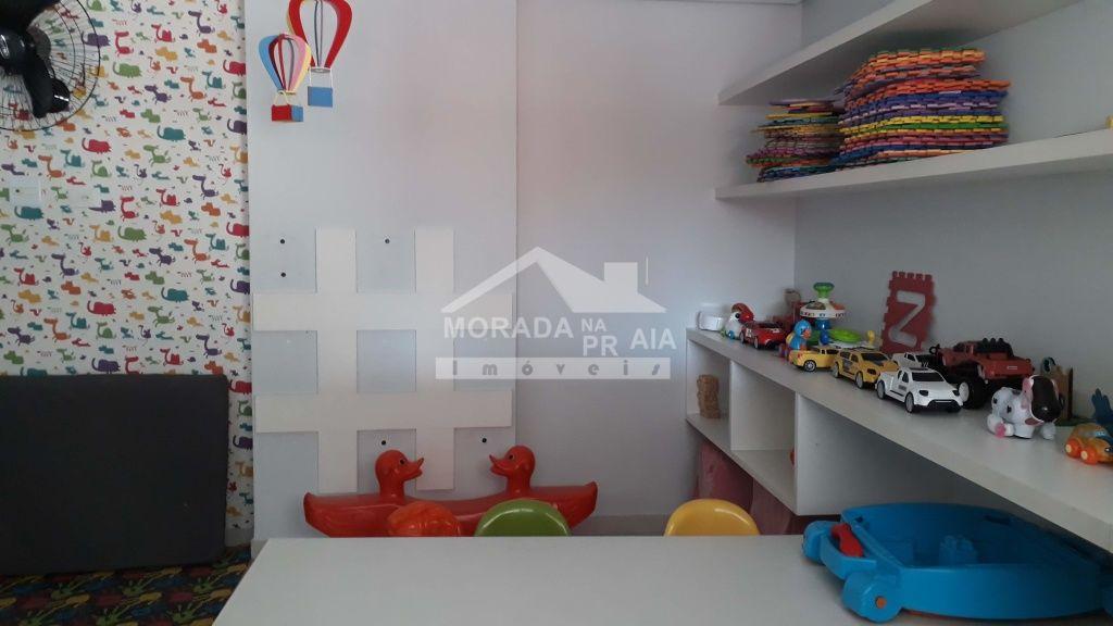 Espaço Infantil do apartamento com 2 dormitórios em Boqueirão - Praia Grande