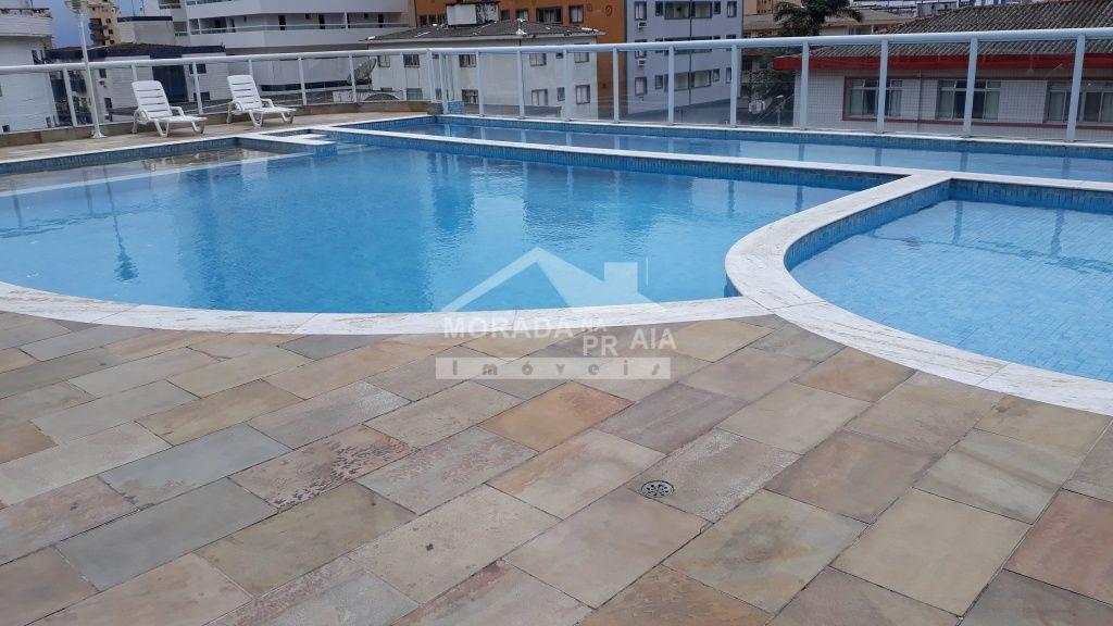 do apartamento com 2 dormitórios em Boqueirão - Praia Grande