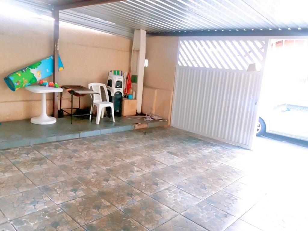 Garagem ang 03 do casa geminada com 2 dormitórios em Boqueirão - Praia Grande