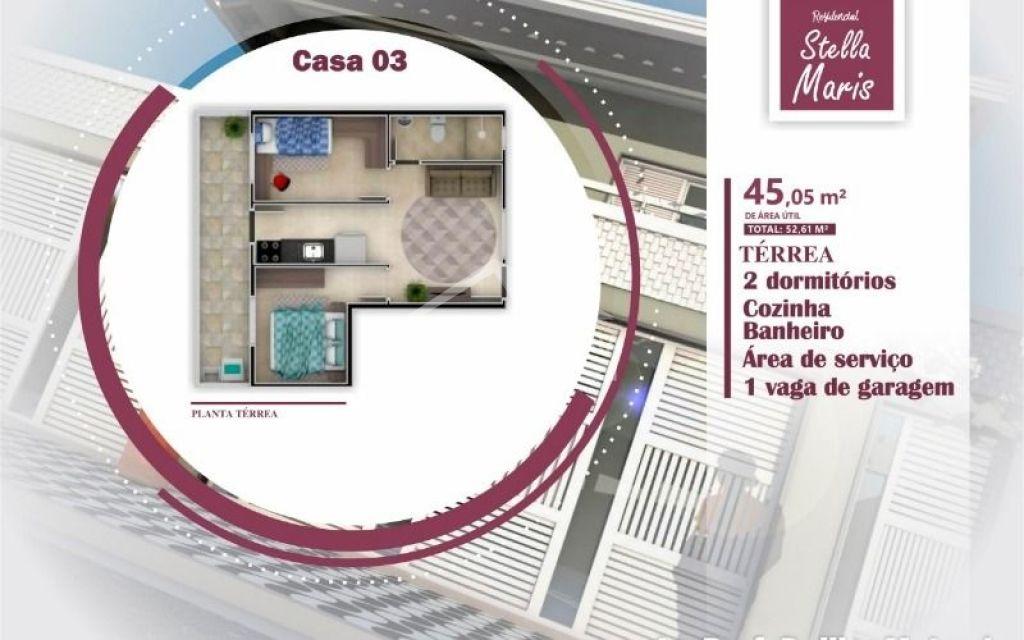 Casa Assobradada para Venda - BALNEÁRIO MARACANÃ