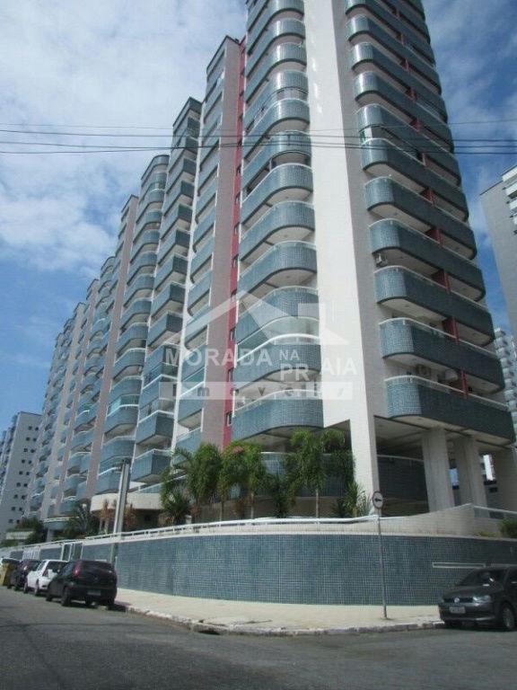 Fachada ang 02 do apartamento com 2 dormitórios em Cidade Ocian - Praia Grande