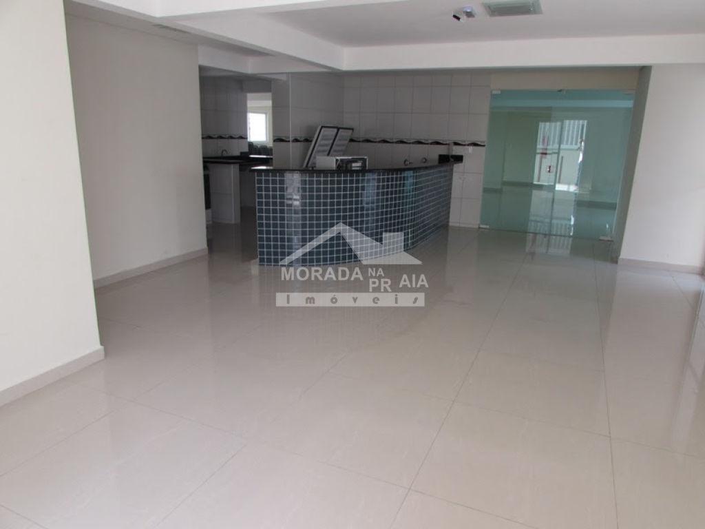 Salão de festas ang 02 do apartamento com 2 dormitórios em Cidade Ocian - Praia Grande