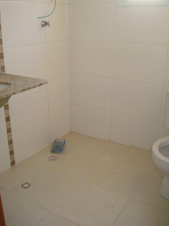 WC suíte do apartamento com 2 dormitórios em Vila Tupi - Praia Grande