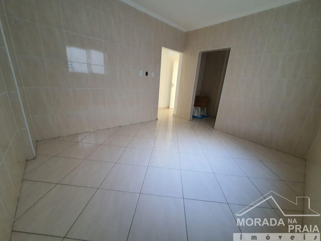 Dorm 02 do apartamento com 2 dormitórios em Vila Guilhermina - Praia Grande