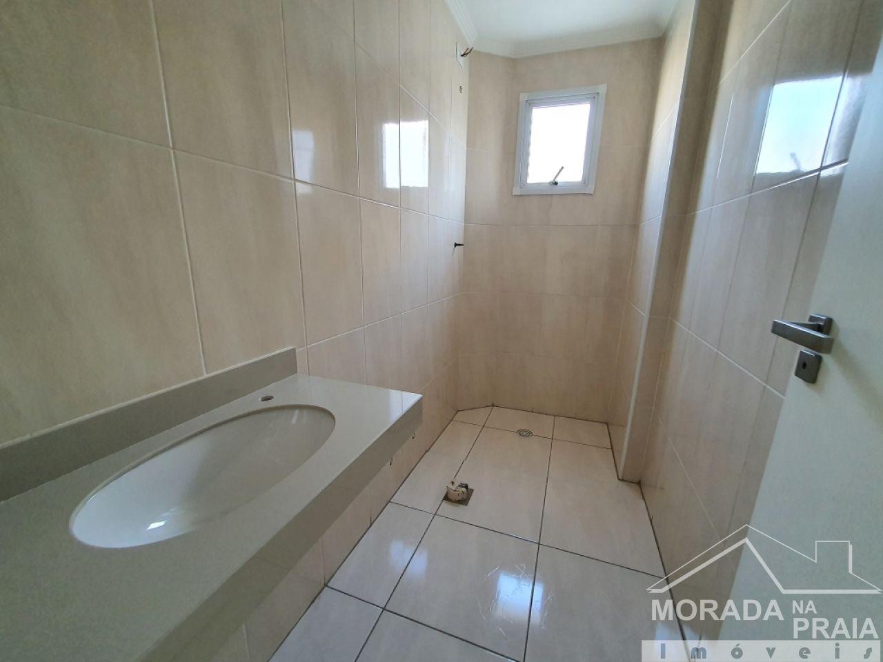 Dorm 03 do apartamento com 3 dormitórios em Vila Guilhermina - Praia Grande