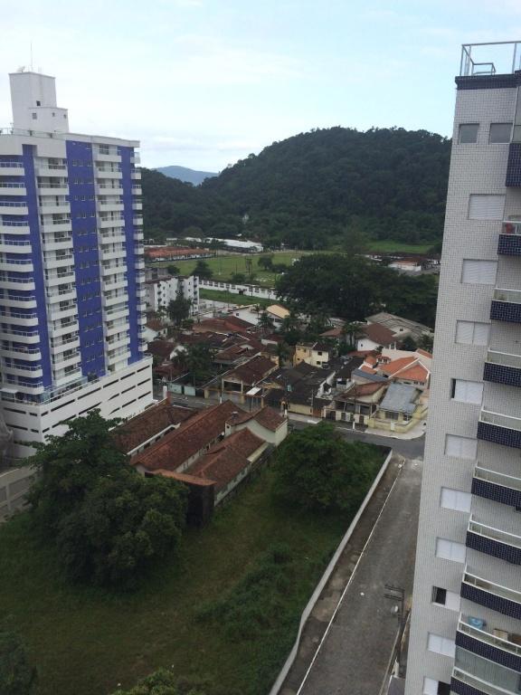 Vista ang 02 do apartamento com 3 dormitórios em Canto do Forte - Praia Grande