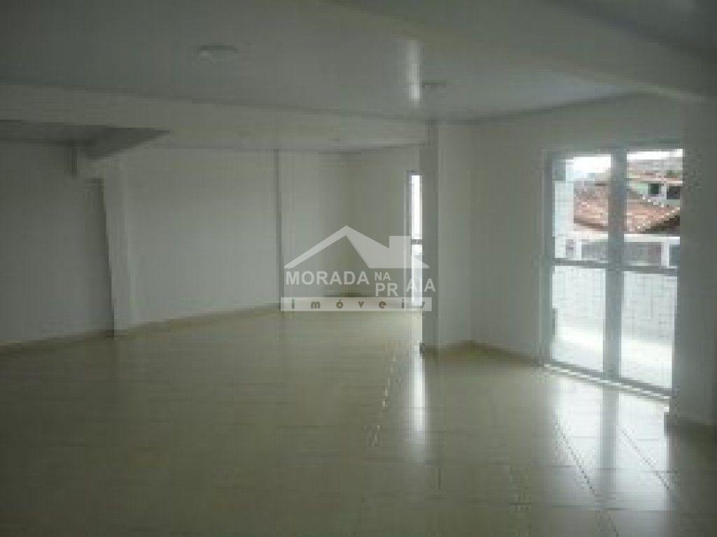 Salão de jogos do apartamento com 2 dormitórios em Vila Mirim - Praia Grande
