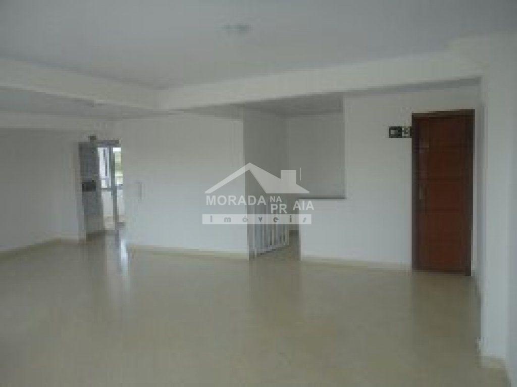 Salão de festas do apartamento com 2 dormitórios em Vila Mirim - Praia Grande