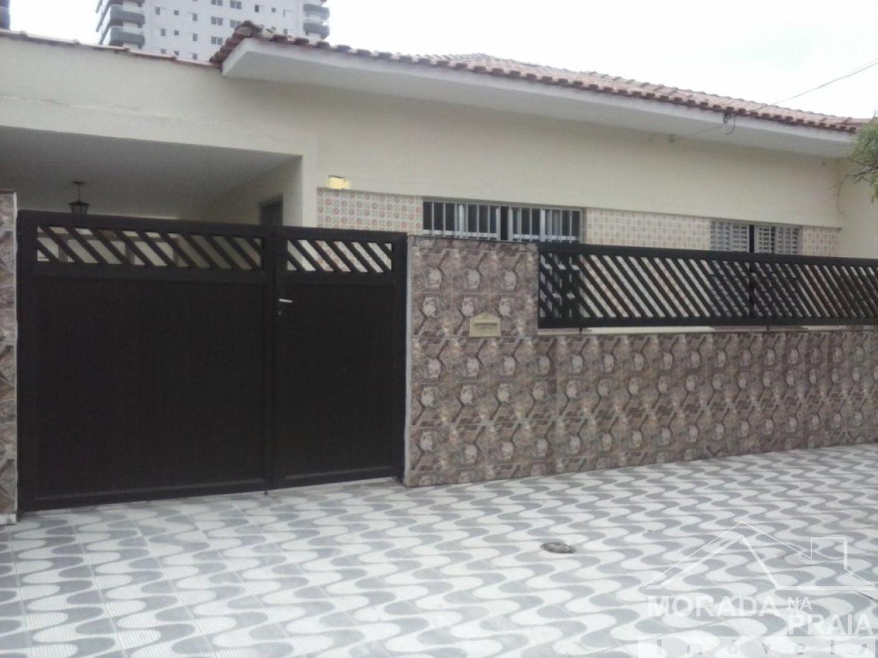 Casa Geminada para Locação - CANTO DO FORTE