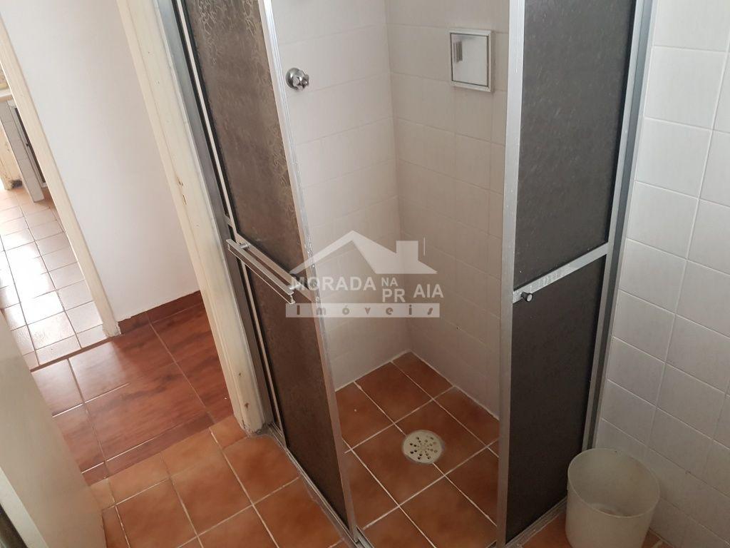 WC social ang 02 do apartamento com 2 dormitórios em Boqueirão - Praia Grande